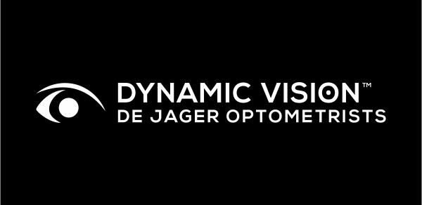 logo for De Jager optometrists